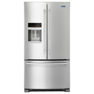 MFI2570FEZ Maytag French Door Refrigerator - 36 Inch Stainless Steel