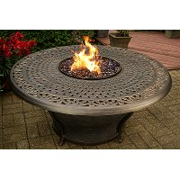 Outdoor Patio Fire Pit - Charleston