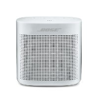 SNDLNK-COLOR-II,WHT Bose SoundLink Color Bluetooth Speaker II - Polar White