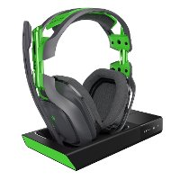 3AS52-XOW9W-508 Skullcandy ASTRO Gaming A50 Wireless Dolby Gaming Headset - Xbox One + PC