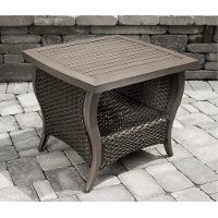 Outdoor Patio End Table - Riviera