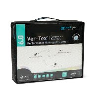 RCM61ANFT Ver-Tex 6.0 Twin Mattress Pad and 10-Year Limited Protection Plan