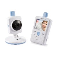Foscam FBM2307 Digital Video Baby Monitor with 2.4 Inch LCD Touchscreen