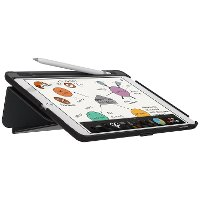 new style 909c5 8eed9 Speck StyleFolio Case with Pencil Holder & Stand for 12.9 Inch iPad ...