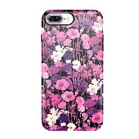 Speck Presidio Inked Case for iPhone 7 Plus - FlowerEtch Pink
