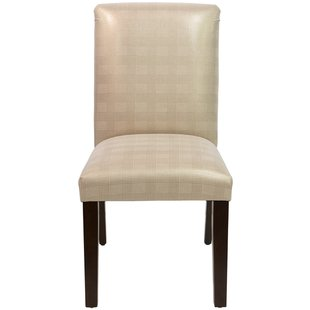 63-6PLSGLD Polished Gold Upholstered Dining Chair