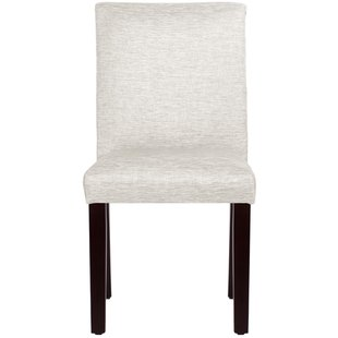 63-6GRPOST Groupie Oyster Upholstered Dining Chair