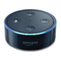 AMZ-DOT-B Amazon Echo Dot (2nd Generation)