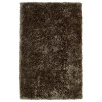 3 x 5 Small Light Brown Shag Rug - Posh