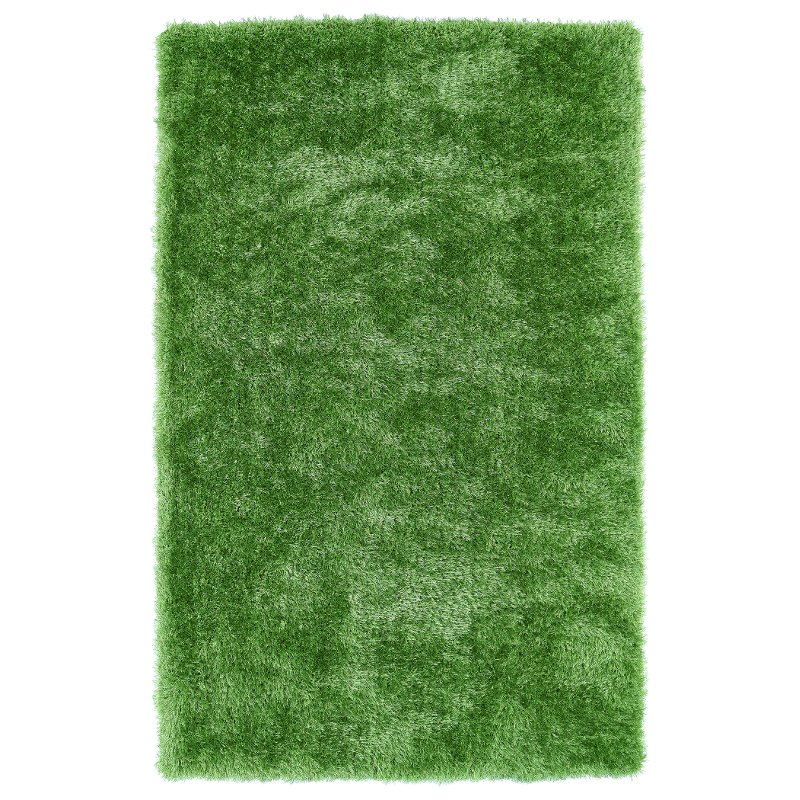 3 x 5 small lime green shag rug   posh rcwilley image1~800