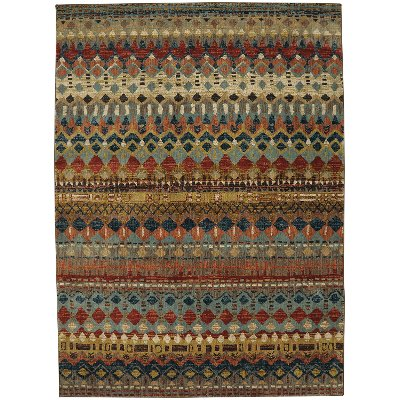10 X 13 X Large Red Blue And Orange Area Rug Serapi Rc Willey