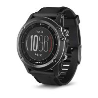 010-01338-70 Garmin fēnix® 3 HR Training GPS Watch - Black