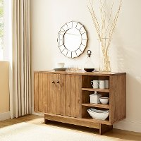 CF4203-NA Natural Sideboard - Roots