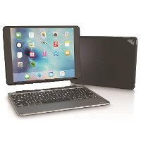 ID8ZF2-BB0 ZAGG Case, Hinged with Detachable Backlit Bluetooth Keyboard for iPad Pro 9.7 Inch