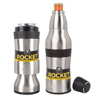 12 Ounce ORCA Rocket Bottle and Can Beverage Holder