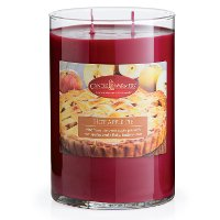 CLG1460/APLPIE/22OZ Hot Apple Pie 22oz Candle - Candle Warmers