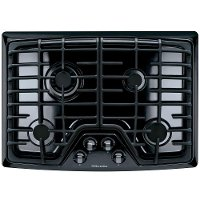 Electrolux 30 Black Gas Cooktop