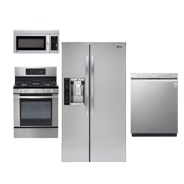 Kitchen Appliance Packages Searching LG (Appliances) | RC Willey ...