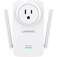 RE6700 Linksys RE6700 AC1200 AMPLIFY Dual-Band Wi-Fi Range Extender