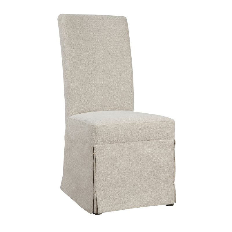 Tremendous Linen Parsons Dining Chair Paladin Collection Ncnpc Chair Design For Home Ncnpcorg