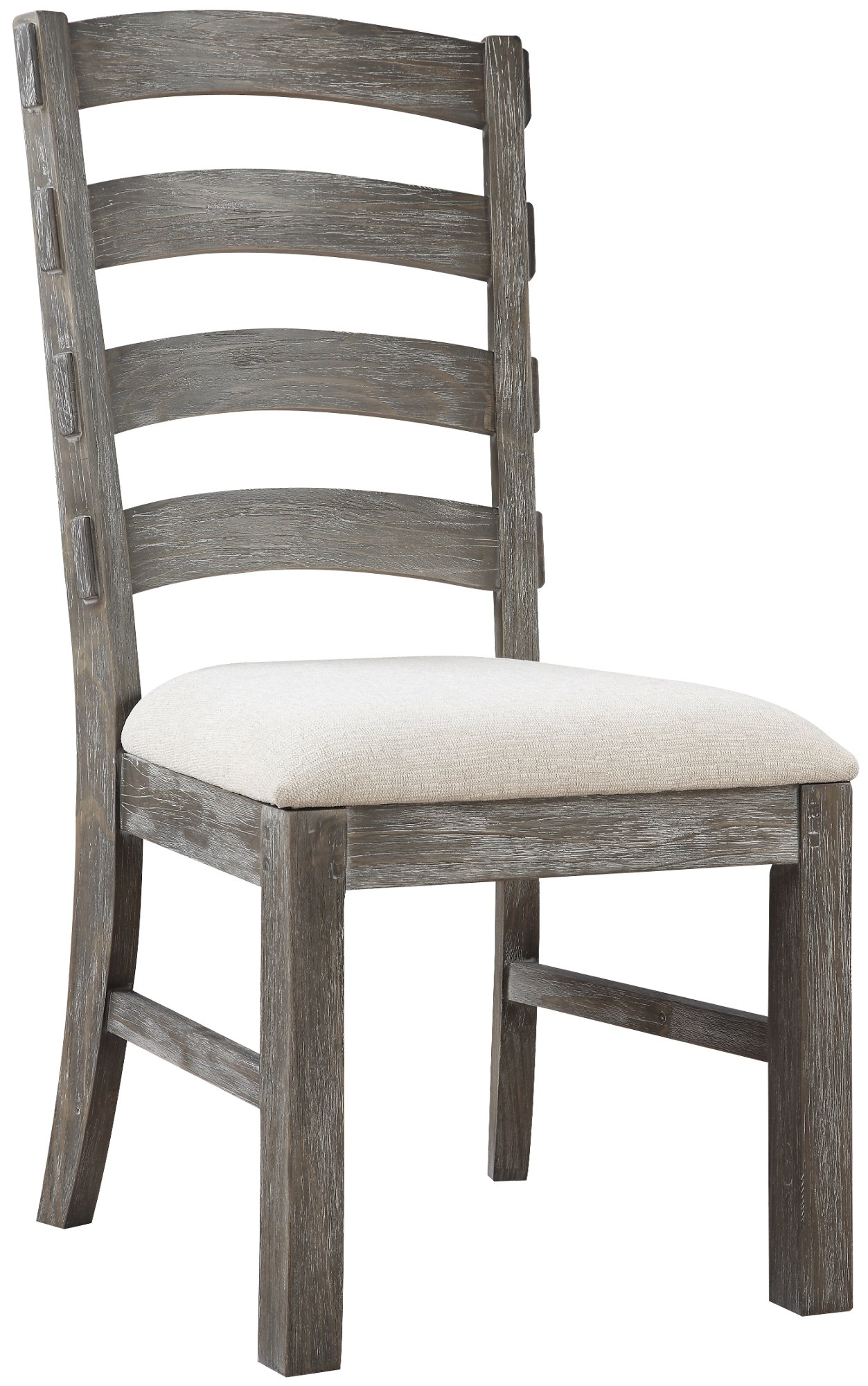 Charcoal Upholstered Dining Chair   Paladin Collection