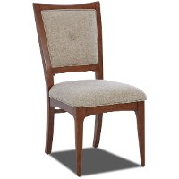 Linen Upholstered Dining Chair - Simply Urban