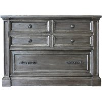Burnished Ash Lateral Filing Cabinet - Gramercy Park