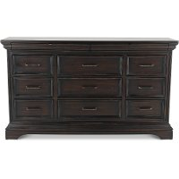 Molasses Classic Traditional Dresser - Caldwell