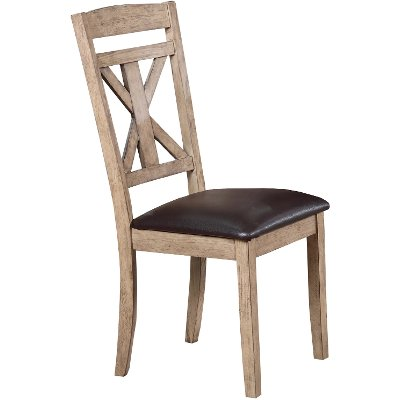 Mushroom Dining Chair   Grandview Collection