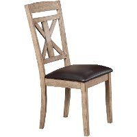 Mushroom Dining Chair - Grandview
