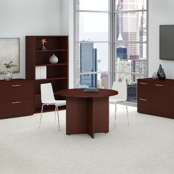 Office And Conference Tables At RC Willey - 42 inch round office table