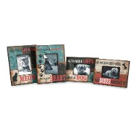 Assorted Dog or Cat Picture Frame