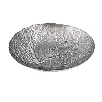 Silver Plated Ethereal Tree Bowl