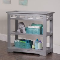 F02016.87 Cool Gray Dressing Table - Kayden