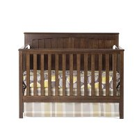 F33401.97 Slate 4-in-1 Convertible Crib - Sheldon