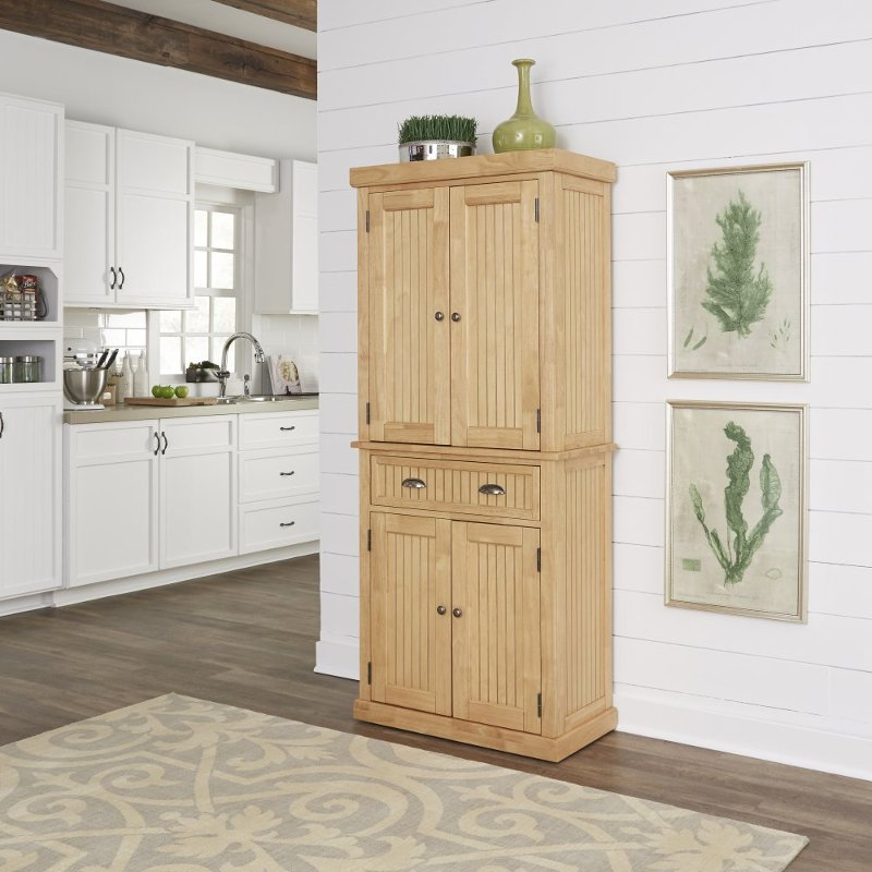 maple kitchen pantry cabinet maple pantry nantucket rc willey furniture 23052