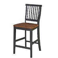 Gray Counter Stool - Americana