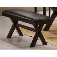 Walnut Dining Bench - Austin Collection