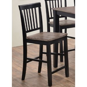 ebony and ash counter stool weston collection
