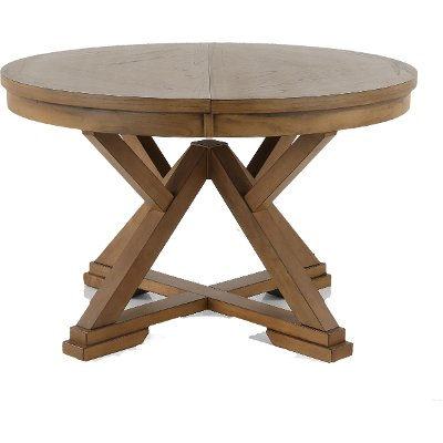 Mushroom Round Dining Table - Grandview