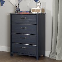 10362 Blueberry 4-Drawer Chest - Ulysses