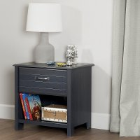 10363 Blueberry Drawer Nightstand - Ulysses