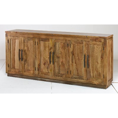 Natural Large Sideboard Cabinet | RC Willey Furniture Store