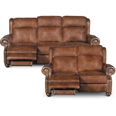 Sofa Loveseat Recliner Fancy Brown Leather Recliner Sofa