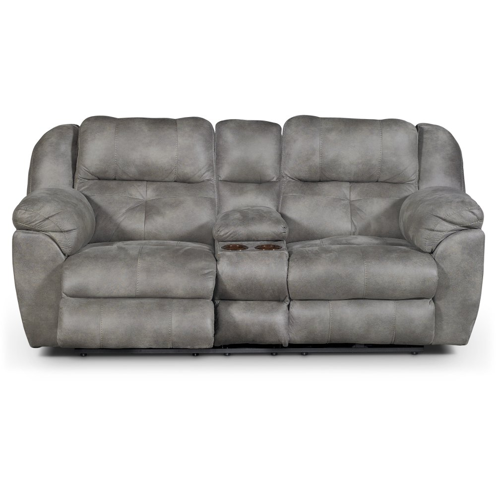 loveseat product tiernan item reclining living furniture zoom hover with room to ca gray power loveseats console