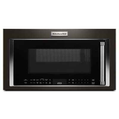 KMHC319EBS KitchenAid Over the Range Convection Microwave - 1.9 cu. ft. Black Stainless Steel