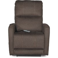 Santa Barbara Bark Brown Power Recliner - Bryant