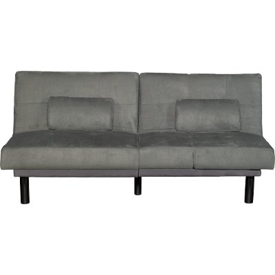 Dark Gray Sofa Bed Cooper RC Willey Furniture Store