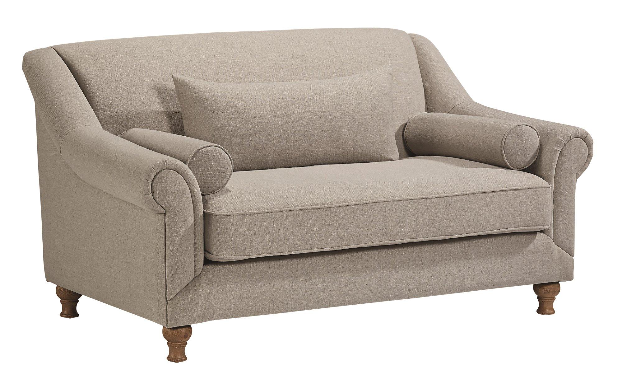 Magnolia Home Furniture Flannel Gray Sofa Amp Loveseat Set
