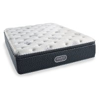 Twin Mattress - Beautyrest Southshore Point Plush Pillow Top